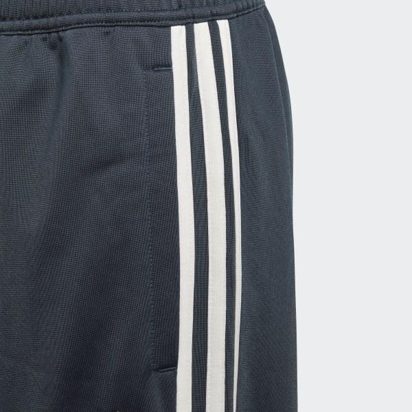 adidas Real Madrid Polyester Tracksuit Bottoms - Blue | adidas UK