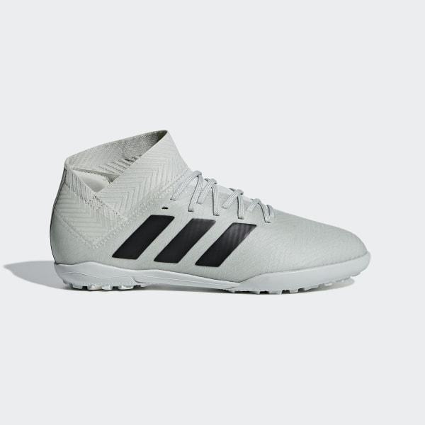 c3b18a728af Nemeziz Tango 18.3 Turf Boots Ash Silver   Core Black   White Tint DB2376