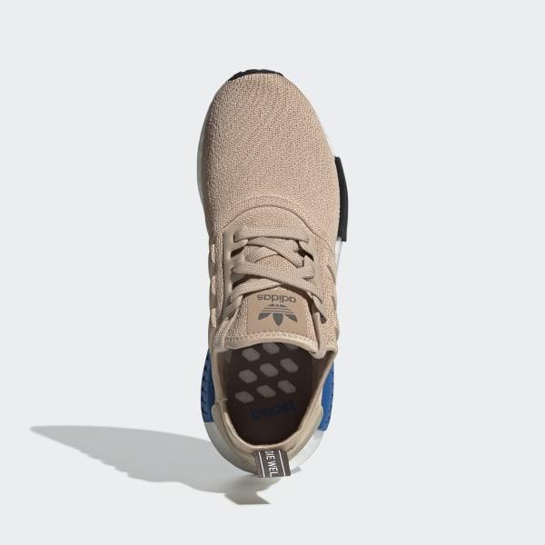 Verwonderlijk adidas NMD_R1 Schoenen - Beige | adidas Officiële Shop HK-61