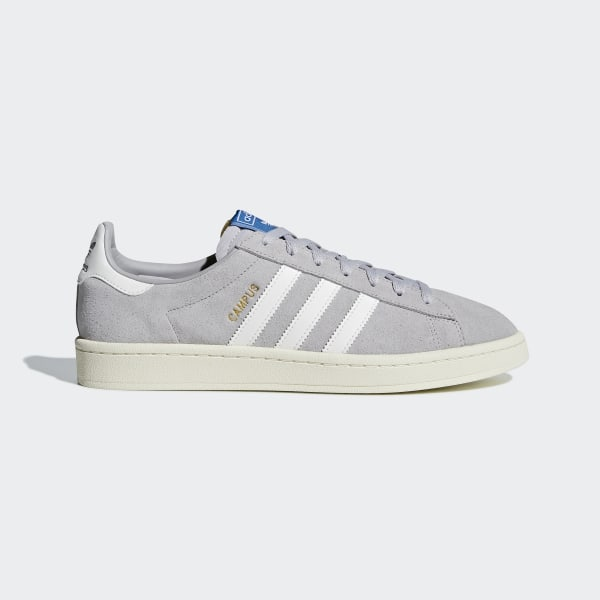 adidas Campus Shoes - Grey | adidas US