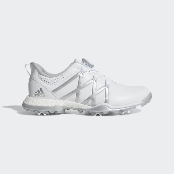 the best attitude 6a938 7abf4 Adipower Boost Boa Shoes Cloud White   Matte Silver   Matte Silver Q44745