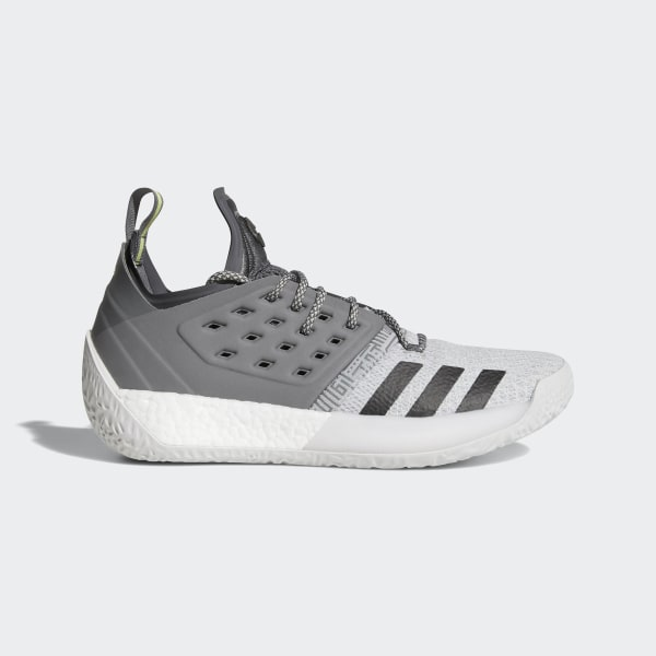 f4e2d9985d7e Harden Vol. 2 Shoes Grey Five Trace Grey Metalic Grey Four AH2122