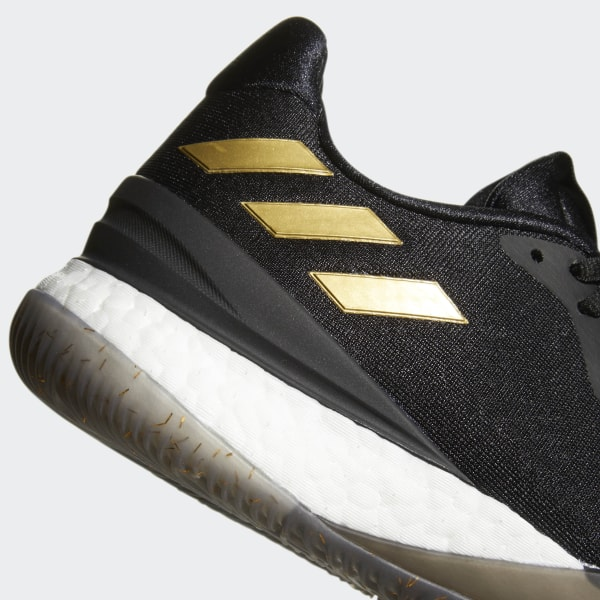 purchase cheap 3e40e 90cd6 Crazylight Boost 2018 Shoes Hi-Res Red   Gold Met.   Core Black AQ0006