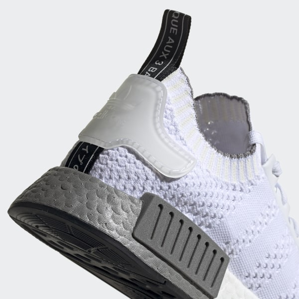 the latest e334b 779ba adidas NMD_R1 Primeknit Shoes - White | adidas Australia