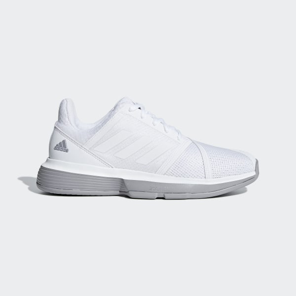 adidas CourtJam Bounce Shoes - White | adidas US