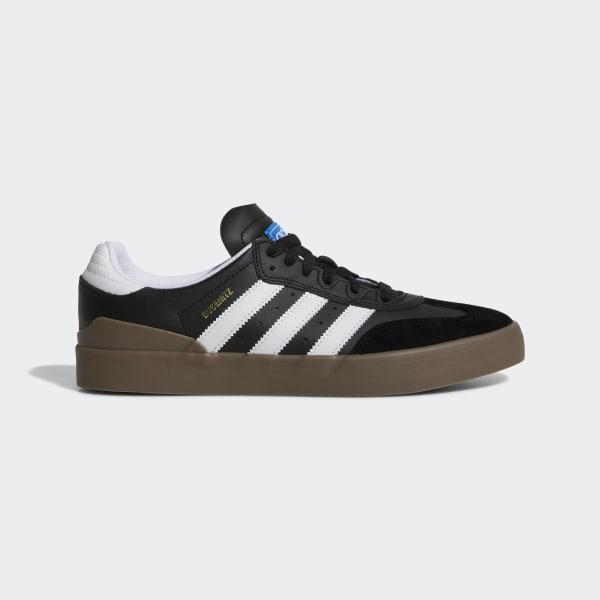 58f3b30cd Buty Busenitz Vulc RX Shoes Core Black / Footwear White / Gum BY3980