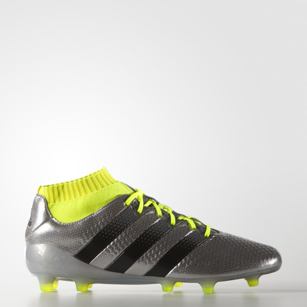 super popular a80eb 327eb adidas ACE 16.1 Primeknit Firm Ground Boots - Silver | adidas New Zealand