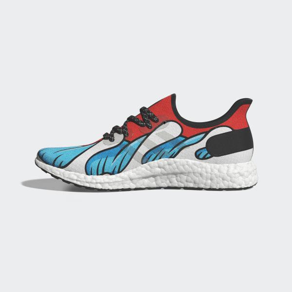 8bc17c00 SPEEDFACTORY AM4 L.A. Aaron Kai Shoes Core Red / Cloud White / Core Black  EG7485