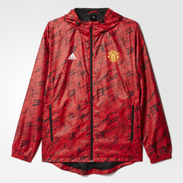 a632f2b8df Rompevientos Manchester United FC REAL RED/POWER RED/WHITE AY2799