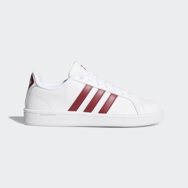a9bf5fceb2d adidas Cloudfoam Advantage Shoes - White | adidas US