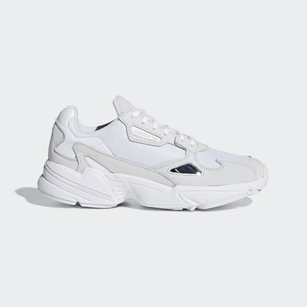 low priced a1d50 24f0e Falcon Shoes Ftwr White   Ftwr White   Crystal White B28128
