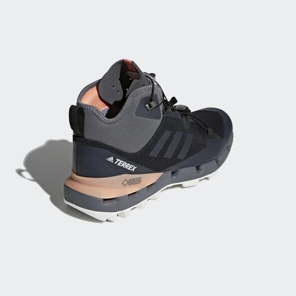 78164bc5f5a adidas TERREX Fast Mid GTX-Surround Shoes - Black   adidas UK