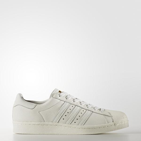 save off b4507 5c609 adidas Superstar Boost Shoes - White | adidas Australia