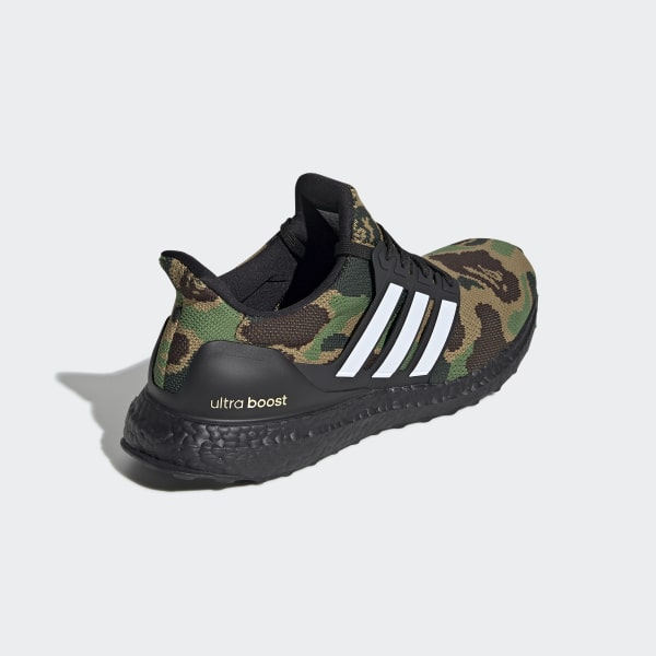 classic fit 7a9c0 4efed adidas Ultraboost BAPE Shoes - Multicolor | adidas US