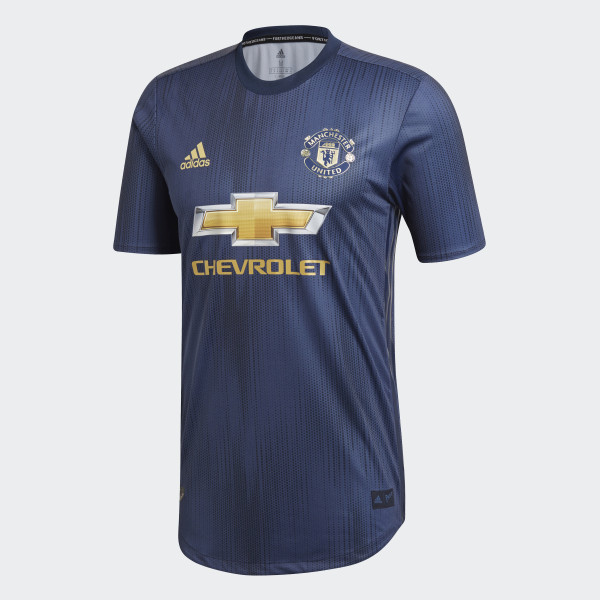 f97d3db0dc2 Manchester United Authentic Third Jersey Collegiate Navy   Night Navy   Matte  Gold DP6021