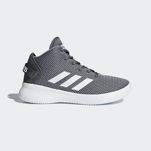 adidas Cloudfoam Refresh Mid Shoes - Grey | adidas US