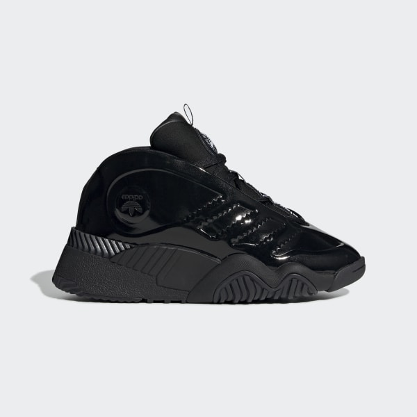 7809179f3ea adidas Originals by AW Turnout BBall Shoes - Black | adidas Belgium