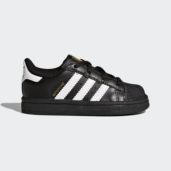 25358dfe14 Zapatilla Superstar Core Black   Footwear White   Cloud White BB9078