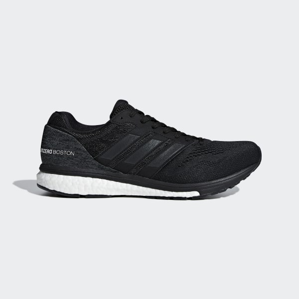 uk availability 80ff0 17f74 adidas Adizero Boston 7 Shoes - Black | adidas UK