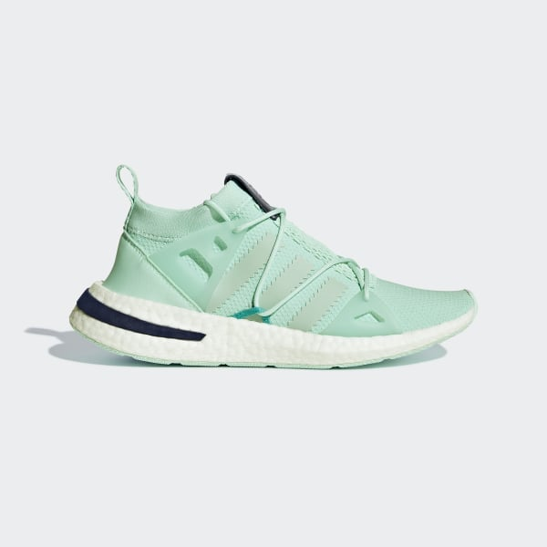 Details about Adidas Arkyn Boost Mint Green Womens Running Trainers Size UK 5.5 Gym Shoes