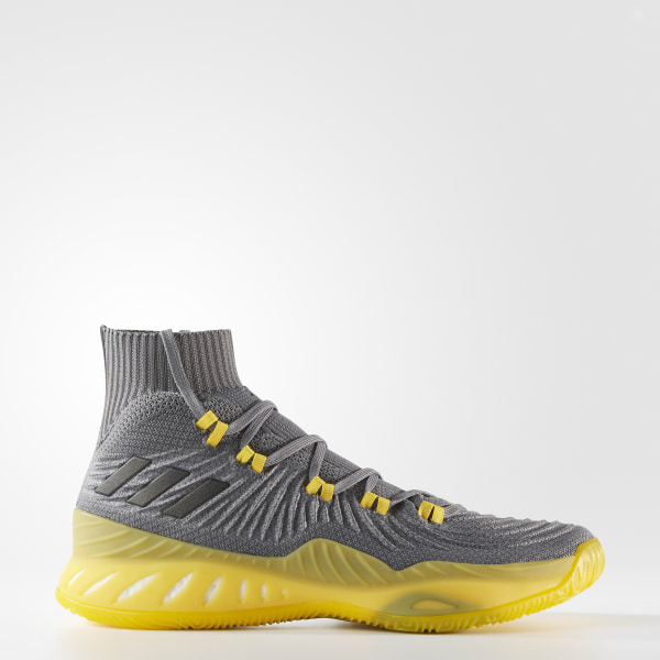 42ed868fec adidas Men's Crazy Explosive 2017 Primeknit Shoes - Grey | adidas ...