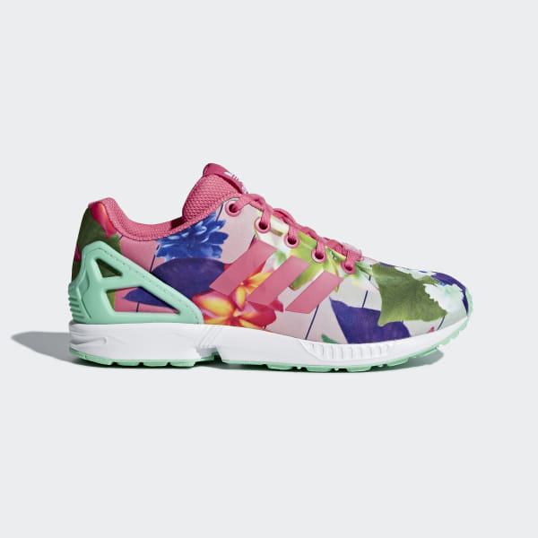 reputable site facca 5d7c6 Кроссовки ZX Flux real pink s18   real pink s18   ftwr white CM8135