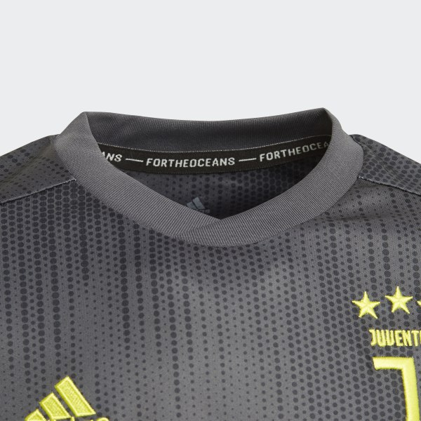 newest 139e5 9740d adidas Juventus Third Jersey Youth - Grey | adidas US
