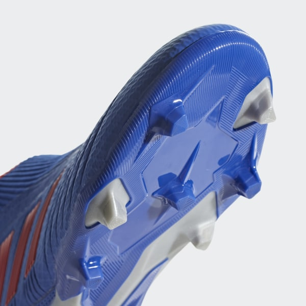 39e58fbe adidas Predator 19.3 Laceless Firm Ground Cleats - Blue | adidas US