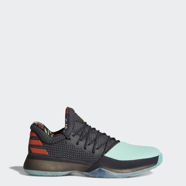 4d93a233f854 Tenis Harden Vol. 1 CORE BLACK EASY GREEN S17 ENERGY S17 BW1573