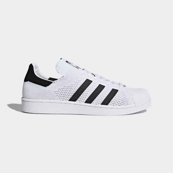 new concept d1444 4261f Superstar Primeknit Shoes Ftwr White   Copper Met.   Ftwr White BY8704