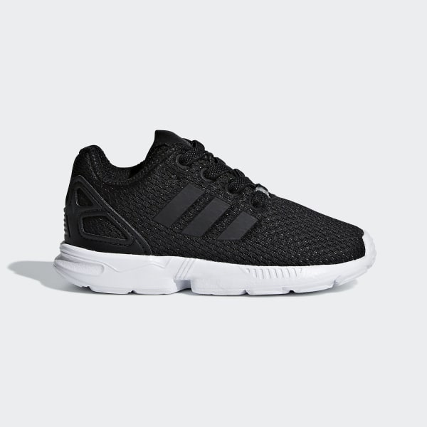 adidas ZX Flux Shoes Black | adidas Ireland