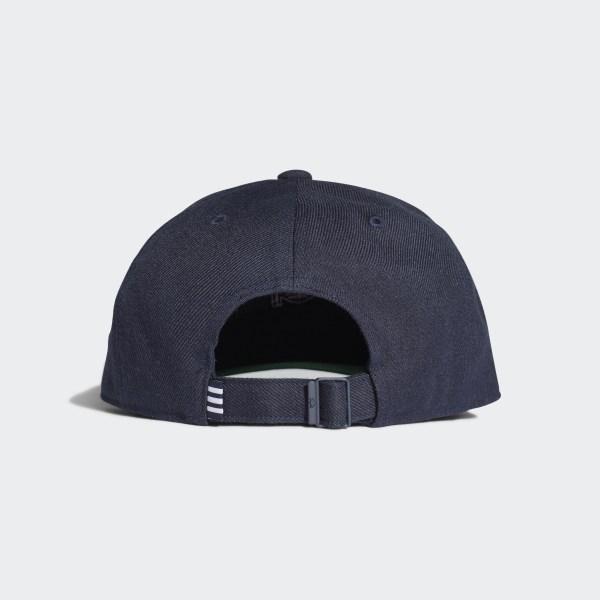 2d356502505aa adidas Vintage Baseball Hat - Blue   adidas US