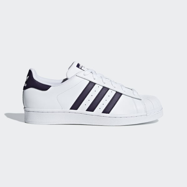 Durevole ADIDAS Sneaker Superstar con strisce bianche Scarpe