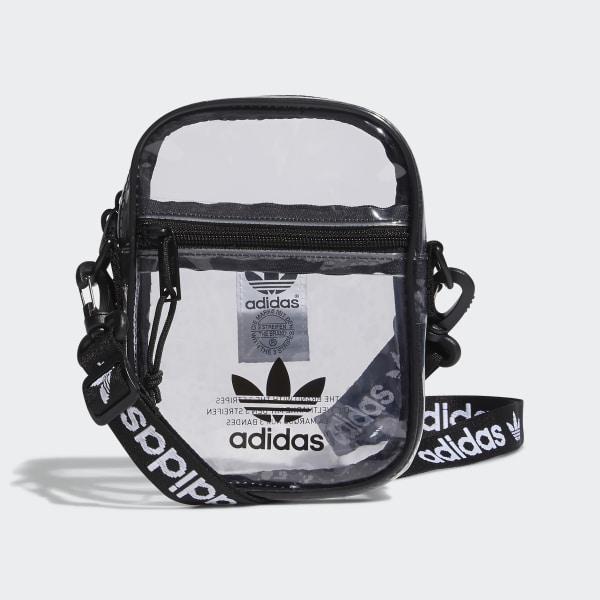 298f652e58 adidas Clear Festival Crossbody - Black | adidas US