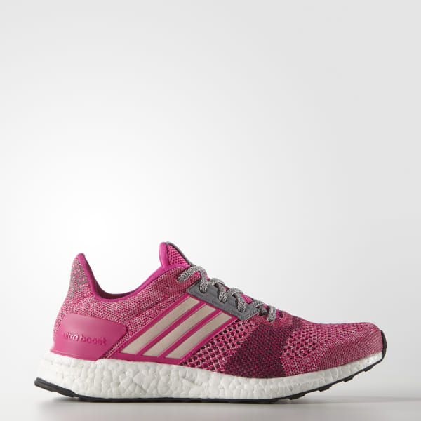 adidas ULTRABOOST ST Shoes Pink | adidas US