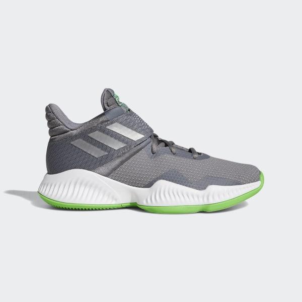 adidas Explosive Bounce 2018 Shoes - Grey | adidas US