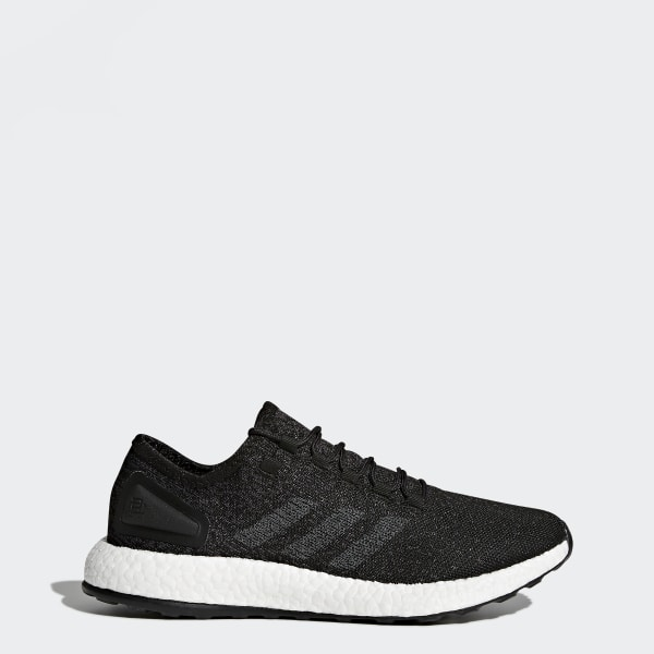 promo code 71d9e f5eae adidas x Reigning Champ PureBOOST Shoes - Black | adidas US
