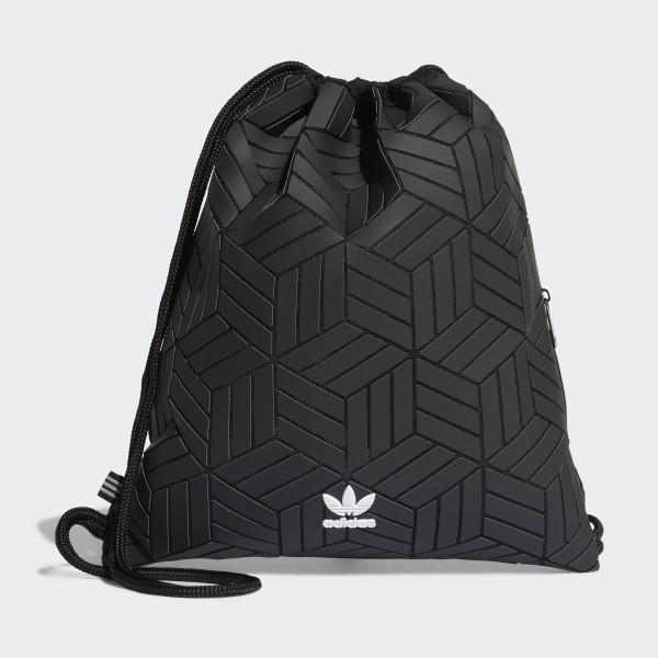 4e5de8d172e0 adidas 3D Gym Sack - Black   adidas UK