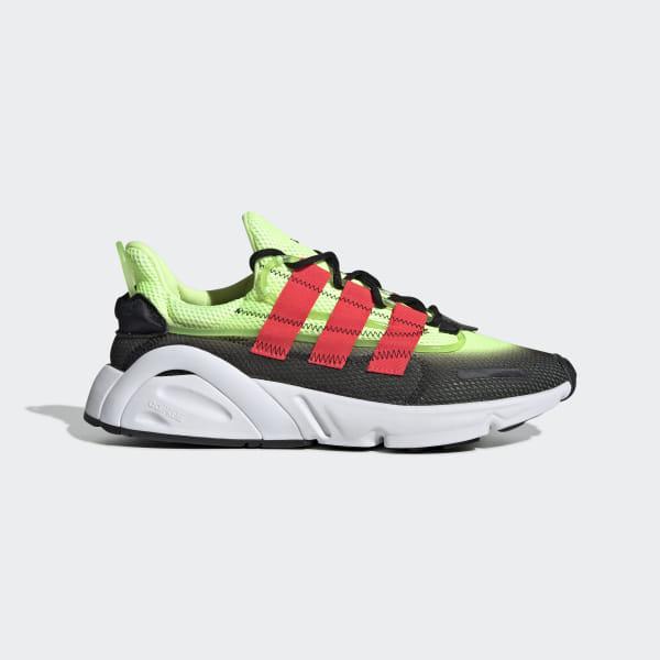 adidas Originals LX CON adiprene trainers in green