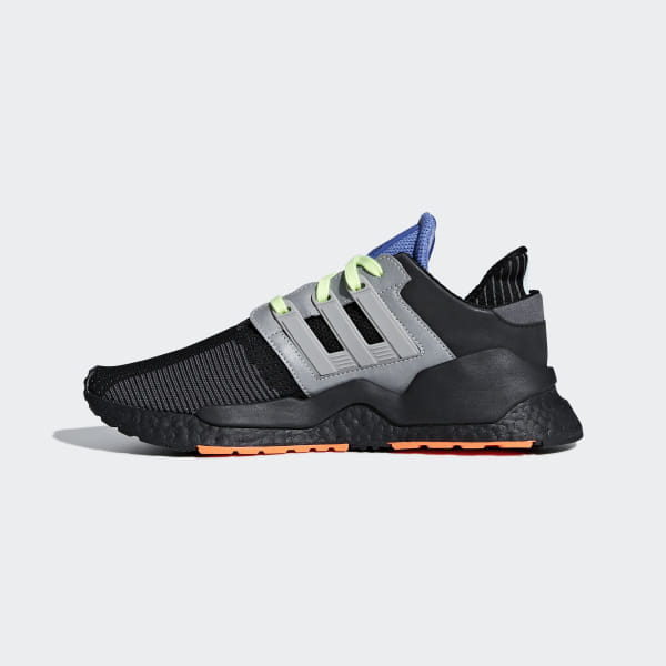 check out 078a3 a4570 adidas EQT Support 91/18 Shoes - Black | adidas Australia