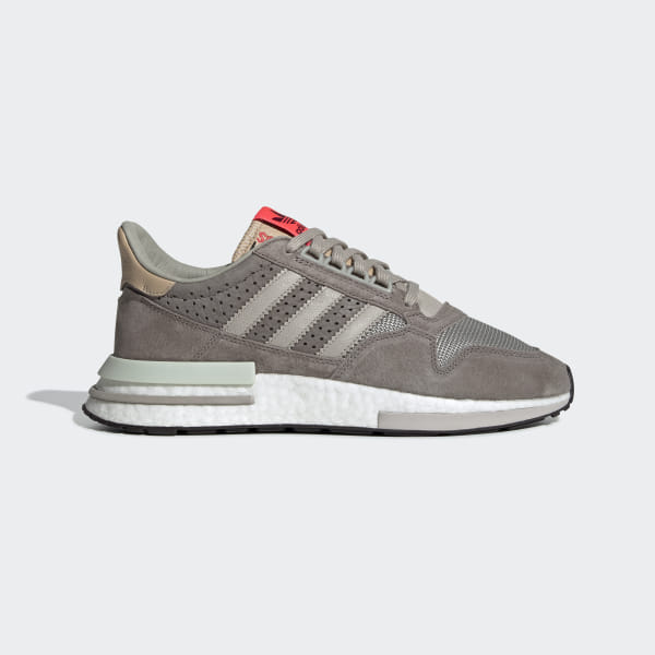 premium selection 4f2d7 3b6d0 adidas ZX 500 RM Shoes - Brown | adidas UK