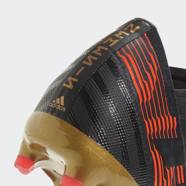 97878b92d Nemeziz 17.2 Firm Ground Boots Core Black / Core Black / Solar Red CP8970