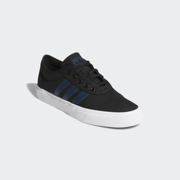 online store e2b91 2c96b Adiease Shoes Core Black   Collegiate Navy   Cloud White DB3111