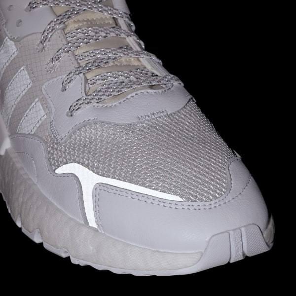 half off 8b6ef 67f47 Nite Jogger Shoes Ftwr White   Crystal White   Grey One BD7676