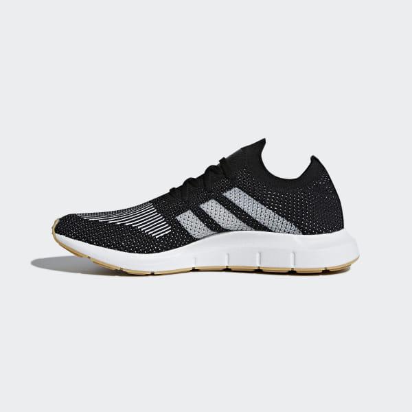 Chaussure Swift Run Primeknit Noir adidas   adidas France