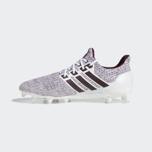 Adidas Ultra Boost White Cleats For Sale