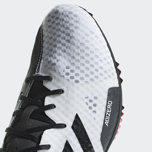 huge selection of ea270 01ce3 Adizero Ambition 4 Spikes Cloud White   Core Black   Shock Red B37483