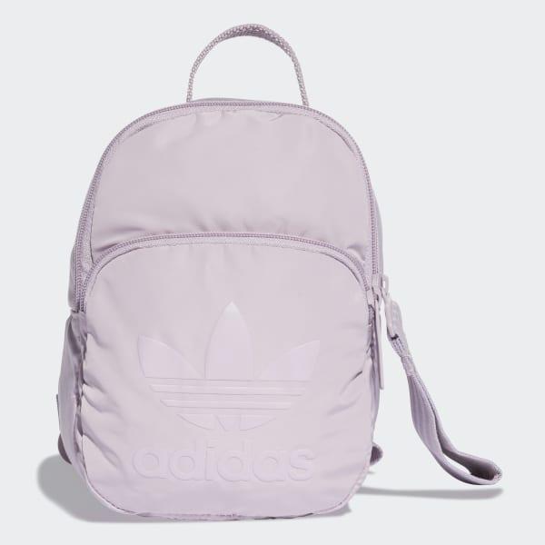 bdbbbfde39 adidas Classic Mini Backpack - Purple | adidas Canada