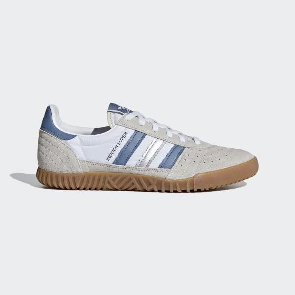 50743ea62d99ed Indoor Super Shoes Clear Brown / Raw Steel / Gum4 BD7624