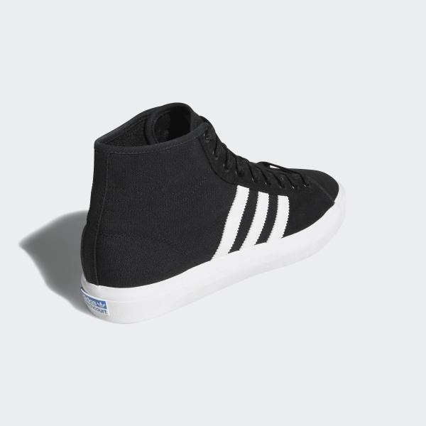 d1f2097fd5dbd Matchcourt High RX Shoes Core Black / Ftwr White / Gum4 B22786